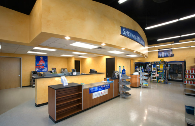 Sherwin Williams Paint Store