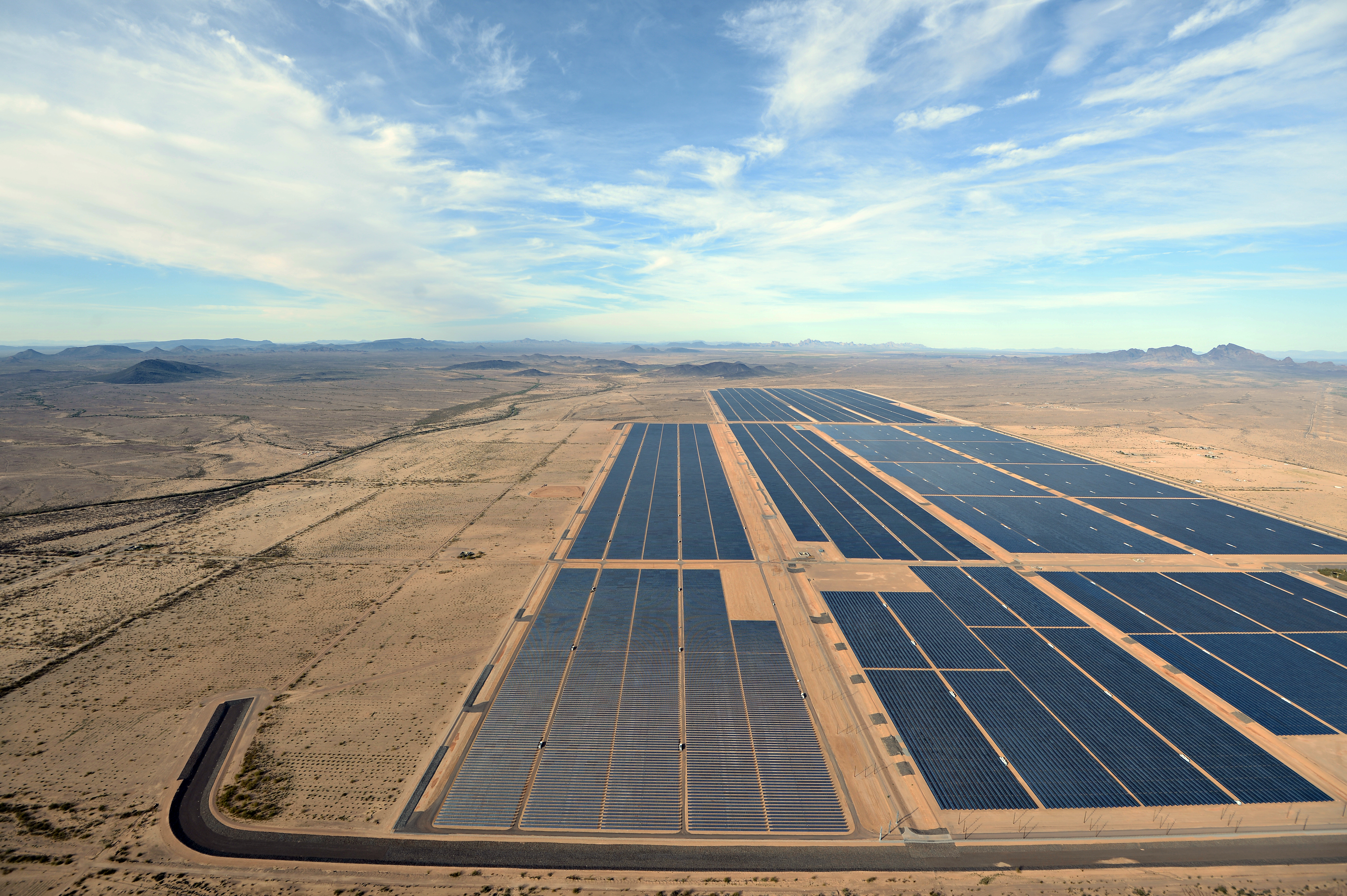 Process Americas Mesquite Solar