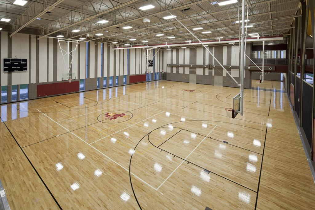 ASU, Arizona State University East Campus Basketball