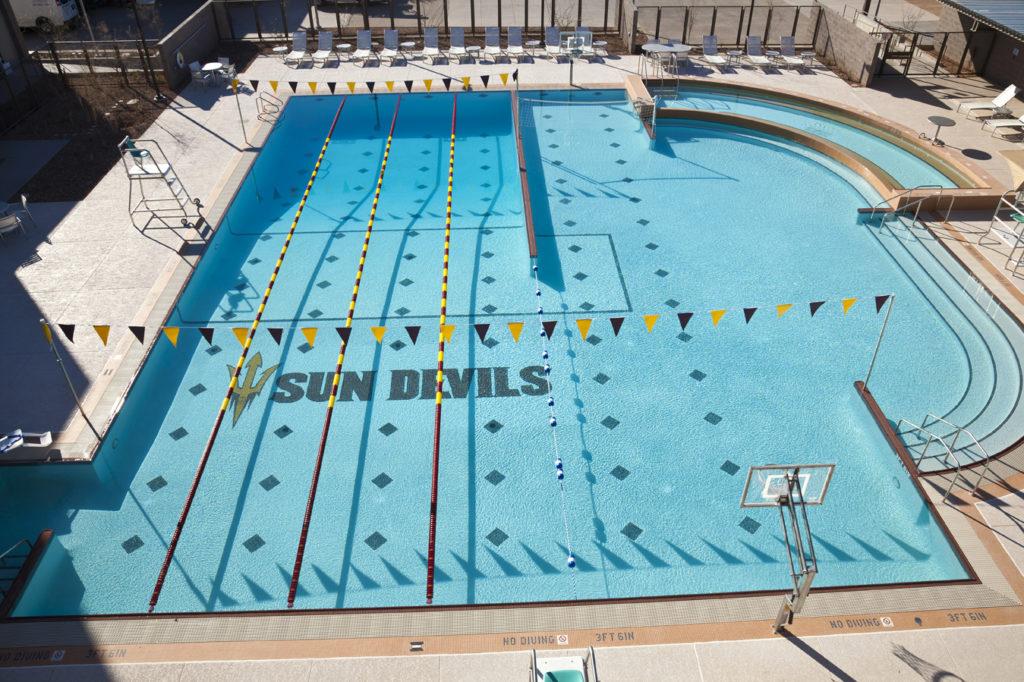 ASU pool
