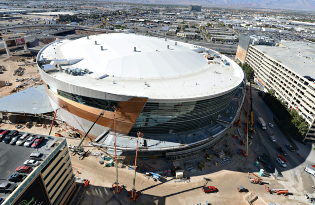 T-Mobile Arena Las Vegas