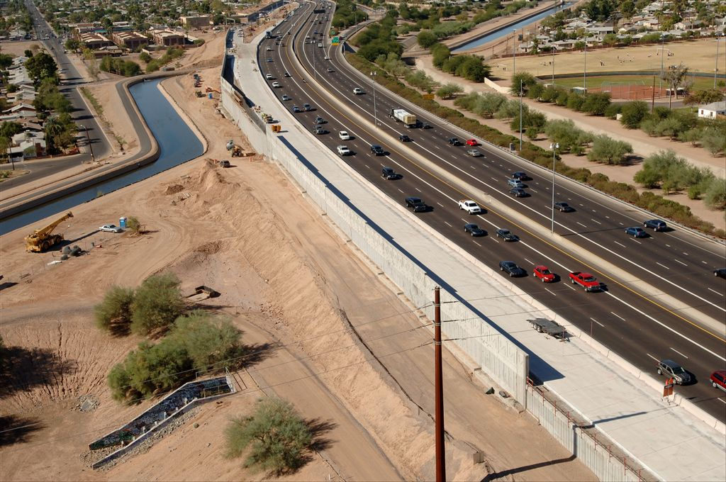 Loop 202 South Mountain Freeway