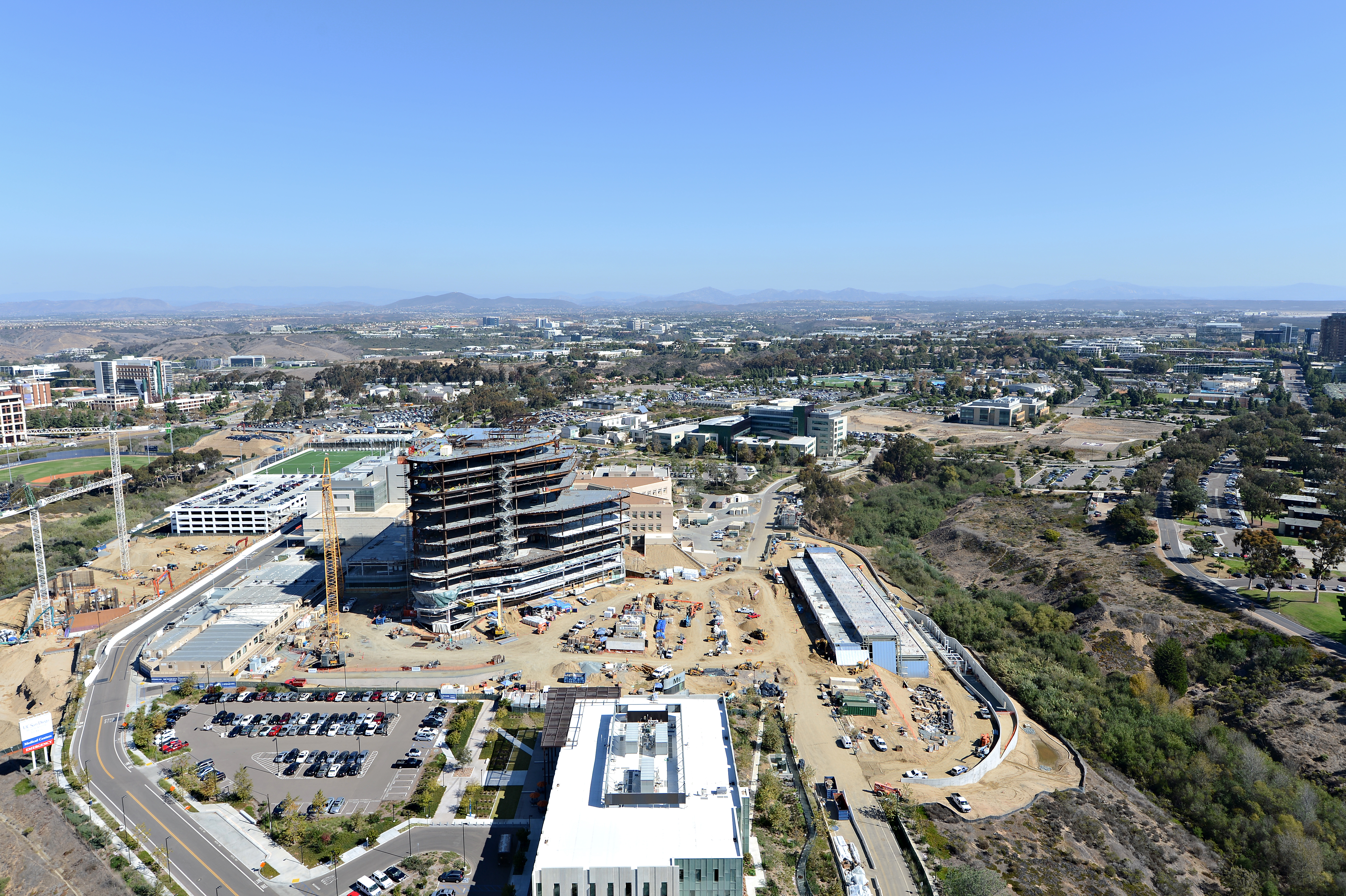 UC San Diego Jacobs Medical Center