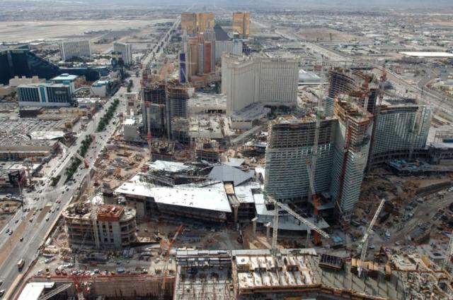 MGM Las Vegas City Center 1-29-08010