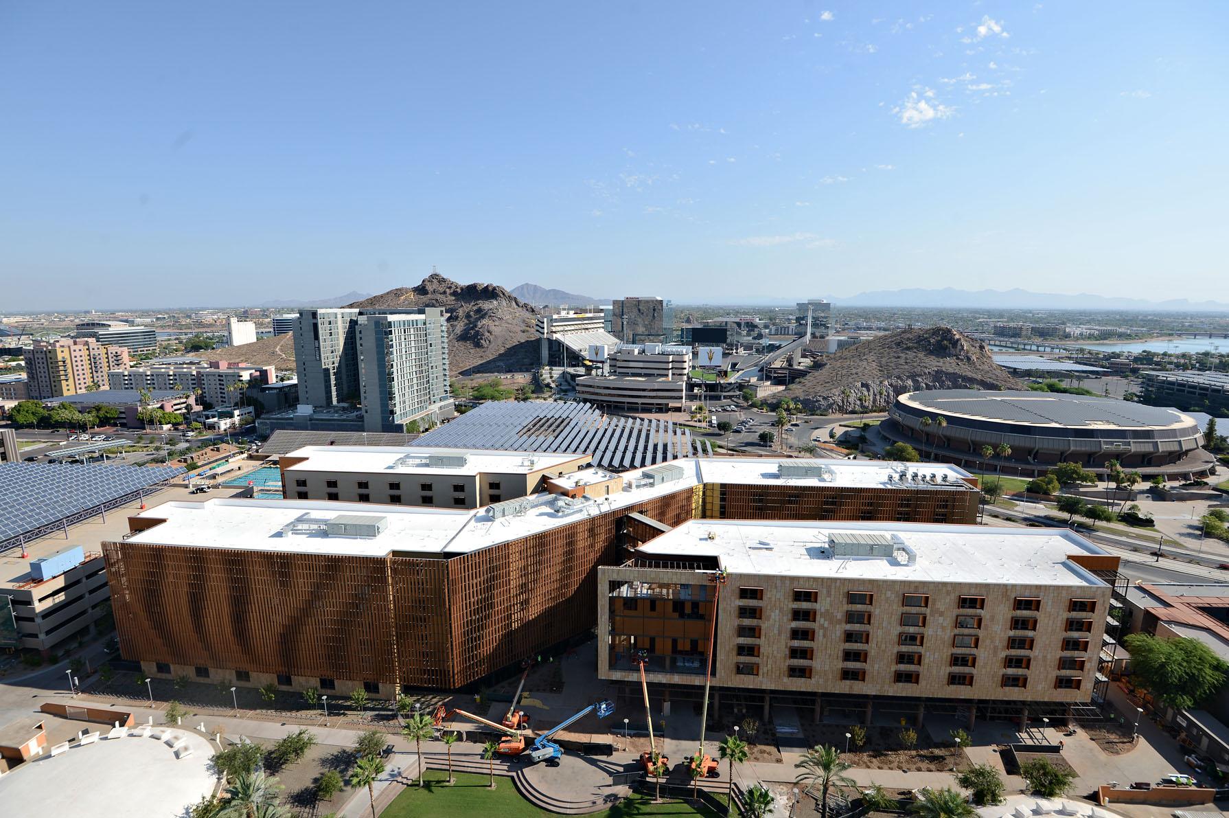 American Campus Communities Arizona State University Student Housing