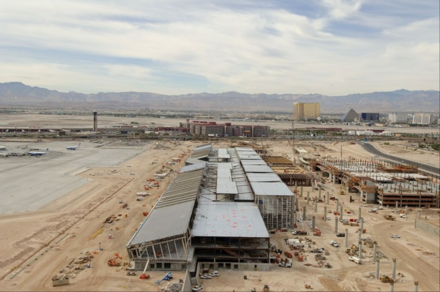 McCarran International Airport Construction