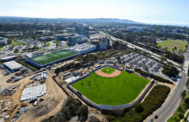 Triton Ballpark  UCSD Baseball
